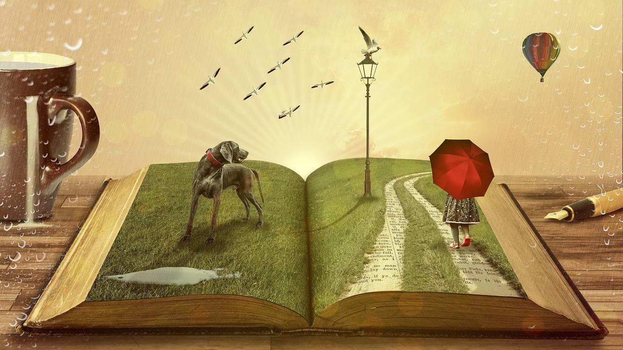 Как учить английский при помощи книг: приятное с полезным