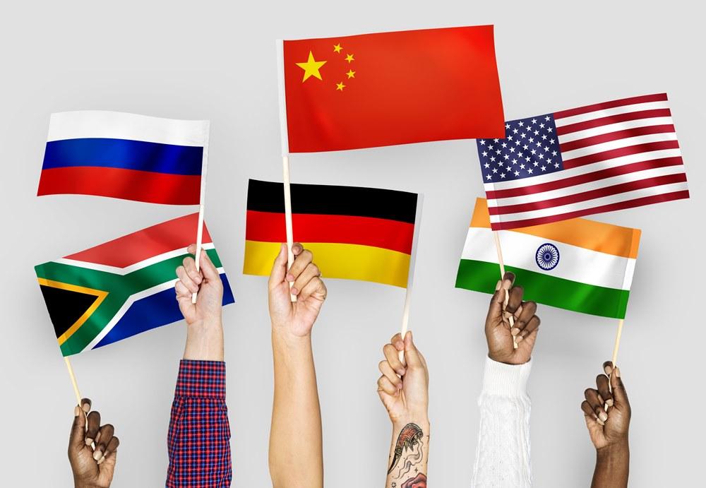 12 самых распространенных языков в мире